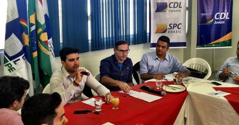 CDL Caruaru recebe