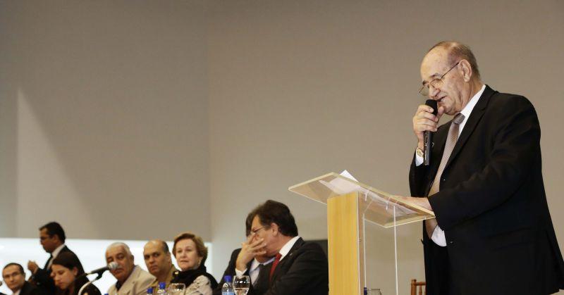 Centro de Convenções de Caruaru homenageia Djalma Cintra