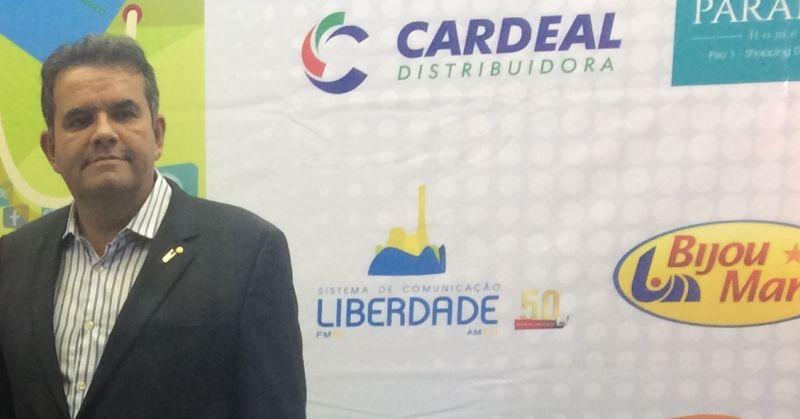 Adjar Soares participa de encontro em Brasília com membros da CDNL