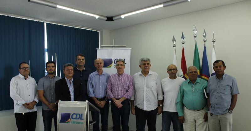 Representante do SPC Brasil palestra na CDL Caruaru