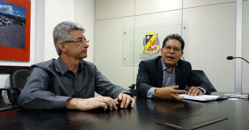 Projeto de revitalização do centro segue em discussão com a Prefeitura de Caruaru