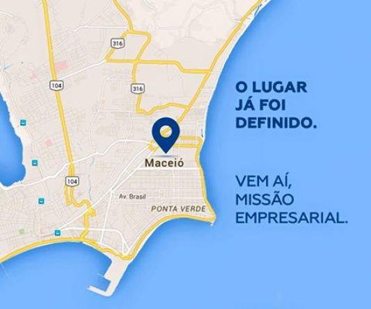 Missão Empresarial para Maceió